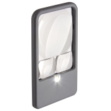 Carson PM-33, kieszonkowy rozmiar, podświetlenie LED