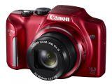 Canon PowerShot SX170 IS czerwony