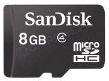 Sandisk microSDHC 8 GB