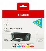 Canon PGI-72 MBK/C/M/Y/R Multipack