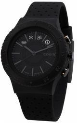 Cogito Pop analogowy zegarek dla urządzeń z systemem iOS 7 i Android 4.3 (czarny)