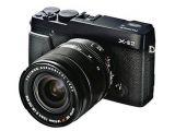 FujiFilm X-E2 czarny + ob.18-55mm F/2.8-4.0