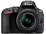 Nikon D5500 czarny + ob. 18-55 VR II