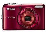 Nikon Coolpix L30 czerwony