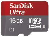 Sandisk microSDHC I 16 GB Ultra class 10 + adapter SD