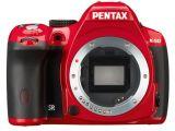 Pentax K-50 body czerwony
