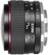 MeiKe MK-6.5 mm f/2.0 / Nikon 1