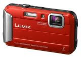 Panasonic Lumix DMC-FT25 czerwony