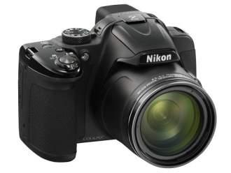 Aparat cyfrowy Nikon Coolpix P520 czarny