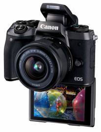 Aparat cyfrowy EOS M5 + ob. 15-45 IS STM