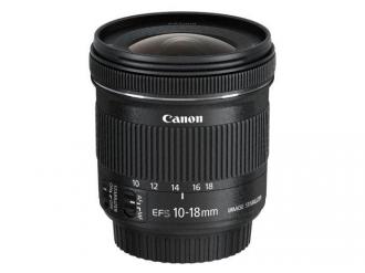Obiektyw 10-18 mm f/4.5-5.6 EF-S IS STM