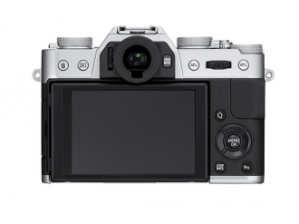 Aparat cyfrowy X-T10 srebrny + ob. XF 18-55 mm