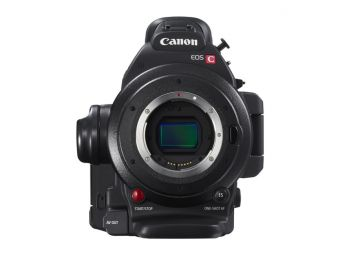 Canon EOS C100 Mark II - Cashback do 3440zł!