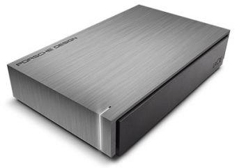 LaCie Porsche Design 3.5 5 TB USB 3.0
