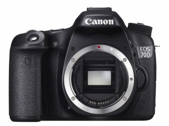 Canon EOS 70D body + Poradnik w odcinkach