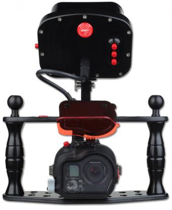 Hugyfot Hugyfot housing GoPro Pro+ (3/3+/4)