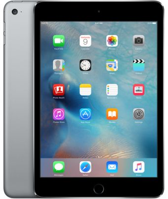 Apple iPad mini 4 32GB Wifi + Cellular szary