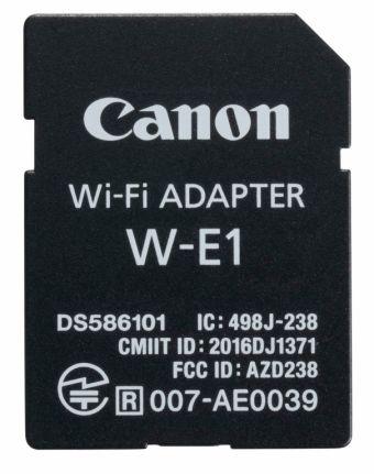 Canon Adapter W-E1 karta Wi-Fi