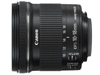 Canon 10-18 mm f/4.5-5.6 EF-S IS STM + Cashback 130 zł