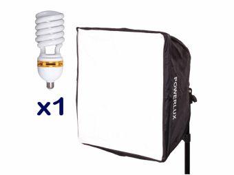 Funsports softbox światła ciągłego SQ-401 40x40cm + 1 świetlówka