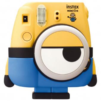 FujiFilm Instax Minion Mini 8 - limitowana edycja specjalna