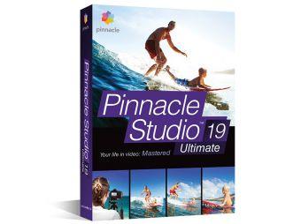 Pinnacle Studio 19 Ultimate PL/ML Box