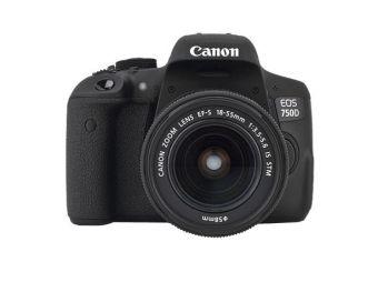 Canon EOS 750D + ob. 18-55 IS STM + CASHBACK
