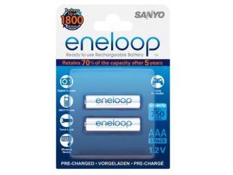 Sanyo Eneloop AAA NiMH 800 (opak. 2 szt.) 1800 CYKLI