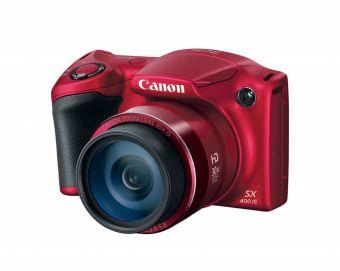 Canon PowerShot SX400 IS czerwony CASHBACK 80PLN