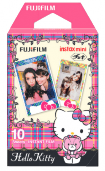 FujiFilm Instax Mini Hello Kitty (10x1/PK)