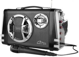 Media-Tech BOOMBOX KARAOKE BT MT3149