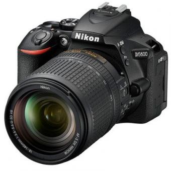 Nikon D5600 + 18-140 AF-S VR