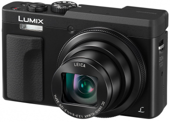 Panasonic Lumix DC-TZ90 czarny