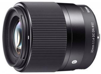 Sigma C 30 mm f/1.4 DC DN / Sony E