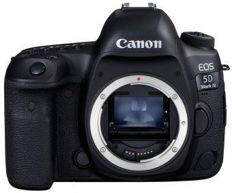 Canon EOS 5D Mark IV body + urządzenie WD My Cloud Mirror 6TB!