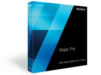 Sony Vegas Pro 13 (wesja BOX)