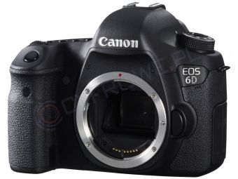 Canon EOS 6D body CASHBACK 400PLN + tablet Wacom