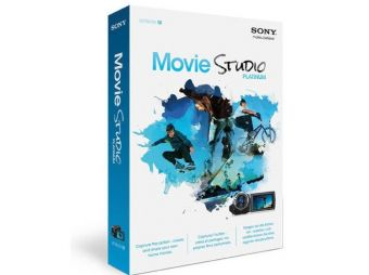 Sony Movie Studio HD Platinum 12 PL