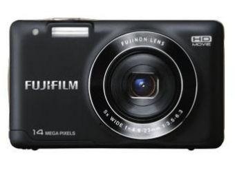 FujiFilm FinePix JV500 czarny