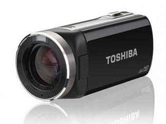 Toshiba Camileo X150 czarna
