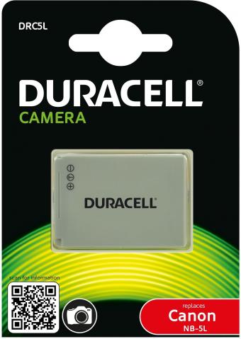 Duracell odpowiednik Canon NB-5L