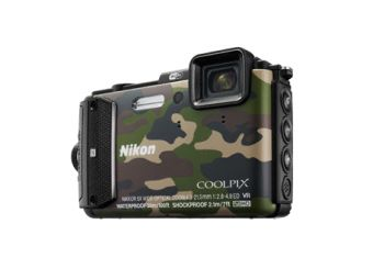 Nikon Coolpix AW130 kamuflaż CASHBACK 100 PLN