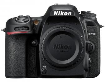 Nikon D7500 body - Przynieś stary aparat i zyskaj 425zł