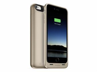Mophie  Juice Pack - zewnętrzna bateria (2600mAh) wraz z obudową do iPhone 6 Plus (kolor złoty)