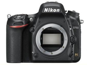 Nikon D750 body - Przynieś stary aparat i zyskaj 750zł