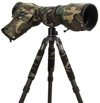 LensCoat na body i obiektyw Pro Forest Green