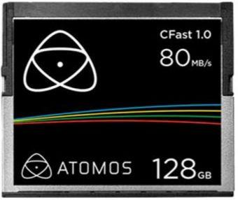Atomos CFast 1.0 Memory Card 128GB