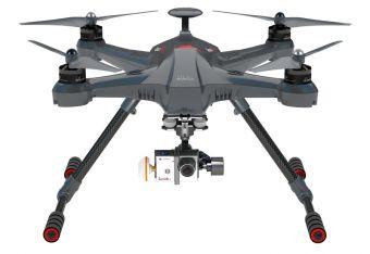 Walkera Dron Scout X4, gimbal G-3D, iLook+ FullHD, Devo F12E
