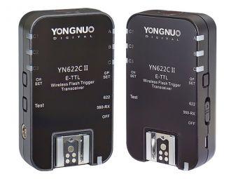 Yongnuo YN-622C II zestaw 2 nadajników/odbiorników (stopka Canon)