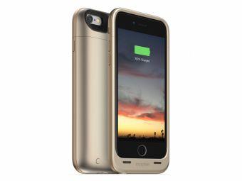 Mophie Juice Pack Air - zewnętrzna bateria (2750 mAh) wraz z obudową do iPhone 6 (kolor złoty)